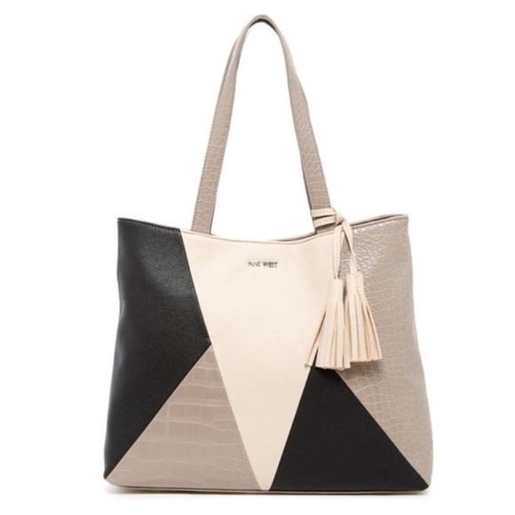 Nine West Handbags - [Nine West] Color Fit Tote Bag